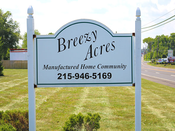Fairless Hills, PA - BREEZY ACRES