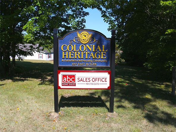 Colonial Heritage - Doylestown, PA