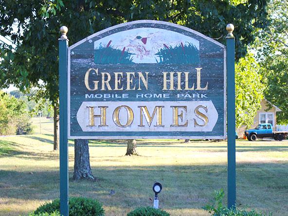 Green Hill - Green Lane, PA